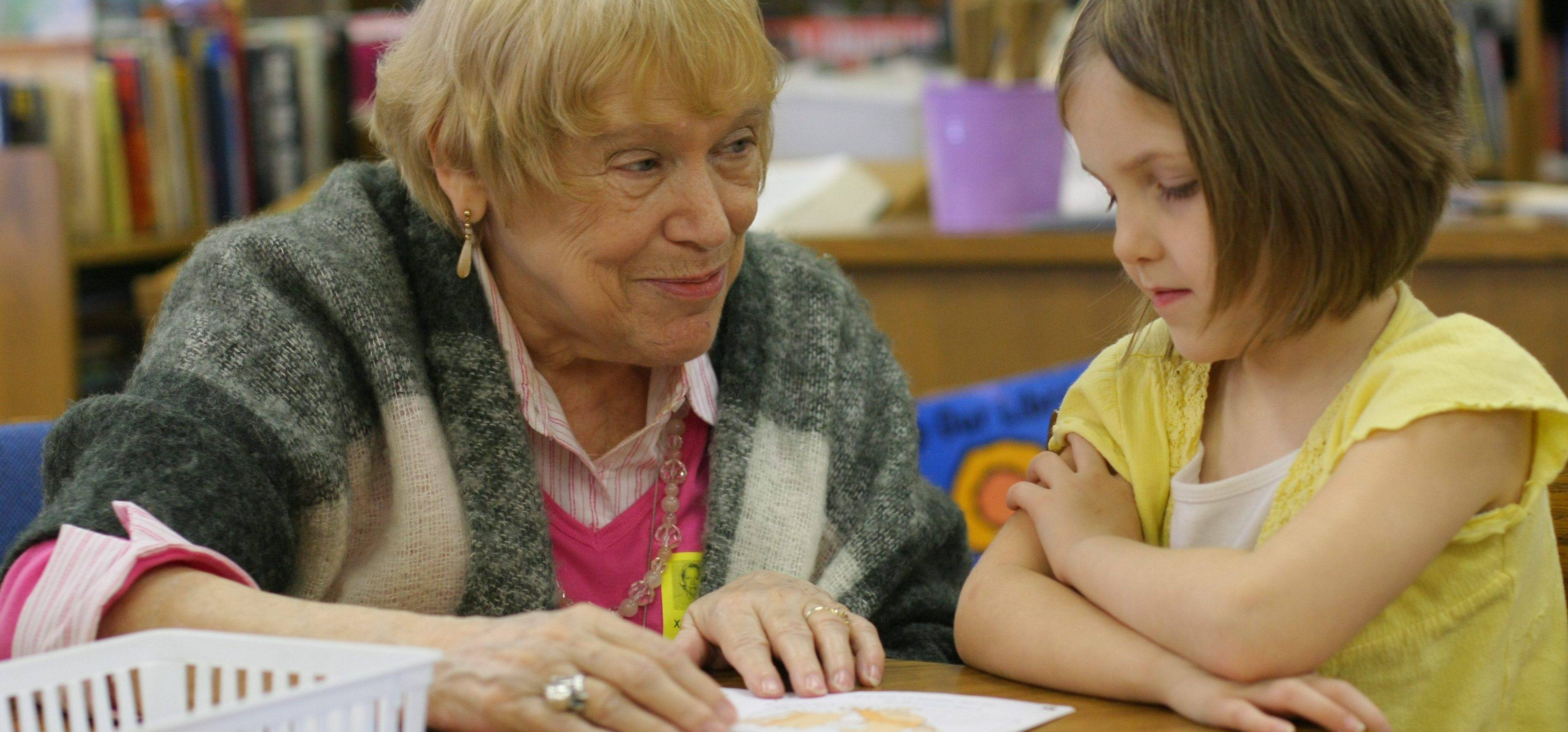 Foster Grandparents Program - Family & Community Services, Inc